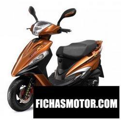 Imagen moto Sym r1-z 125 2007
