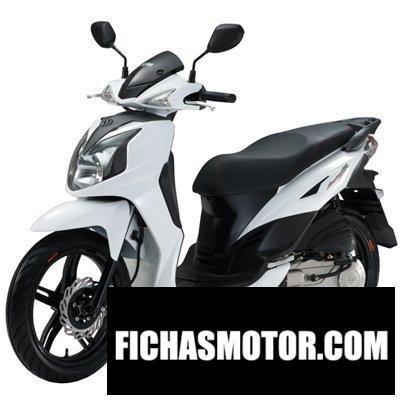 Yamaha tzr 2006 | FICHA TÉCNICA y ESPECIFICACIONES
