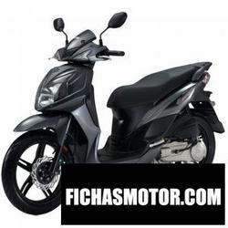 Imagen moto Sym symphony sr 150 2012
