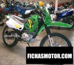 Imagen moto Tank Sports trail-x 250 2006