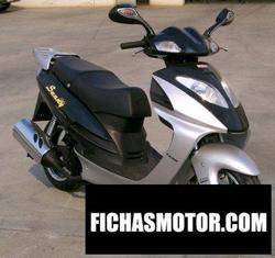 Imagen moto Tank Sports urban racer 150 deluxe 2006