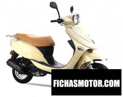 Imagen moto Tauris brisa 50 4t año 2011