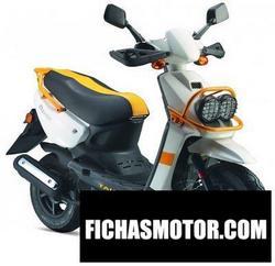 Imagen moto Tauris movida 50 2t 2014