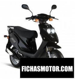 Imagen moto Tgb 101s 50 2010