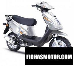 Imagen moto Tgb 104t 50 2008