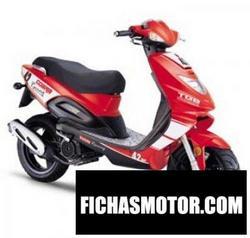 Imagen moto Tgb 303r (125 cc) 2007