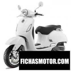 Imagen moto Tgb bellavita 300i 2012