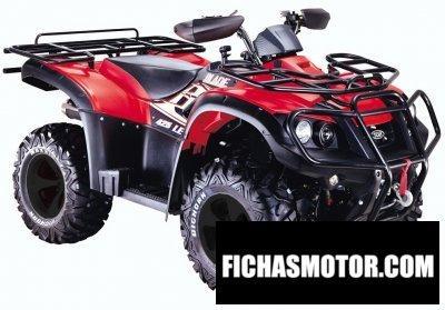 Imagen moto Tgb blade 425le año 2010