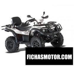 Imagen moto Tgb blade 550i lt 4x4 2012