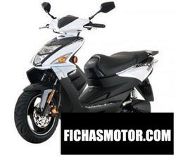 Imagen moto Tgb bull 125 rs 2011