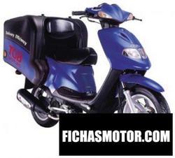 Imagen moto Tgb delivery (125 cc) 2007