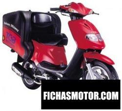 Imagen moto Tgb delivery (150 cc) 2007