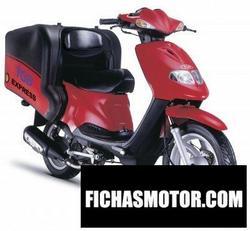 Imagen moto Tgb express 125 2008