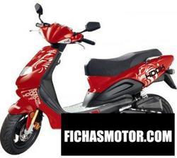 Imagen moto Tgb hook 125 2011