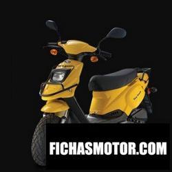 Imagen moto TGB Key West 50 2020