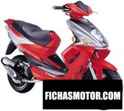 Imagen moto Tgb r50x 2007