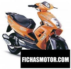 Imagen moto Tgb r50x 2008