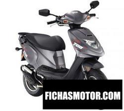 Imagen moto Tgb tapo rs 50 2012