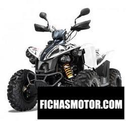 Imagen moto Tgb target 460 irs 4x4 2012