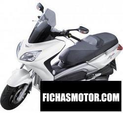 Imagen moto Tgb x-motion 125 2012
