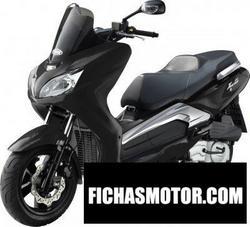 Imagen moto Tgb x-motion 125r 2012