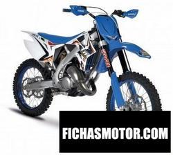 Imagen moto Tm racing mx 144 2016