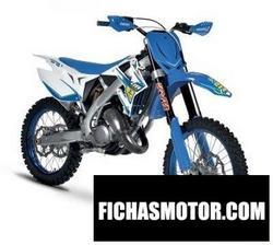 Imagen moto Tm racing mx 144 2017