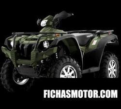 Imagen moto Tomberlin sdx-600 irs atv 2011