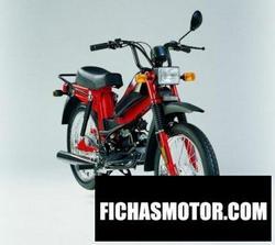 Imagen moto Tomos alpino 2007