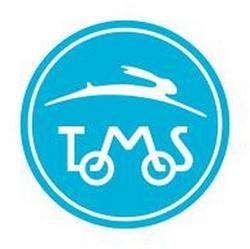 Logo de la marca Tomos