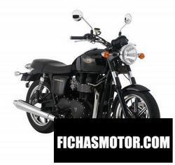 Imagen moto Triumph bonneville 2009