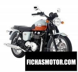 Imagen moto Triumph bonneville 50th 2009