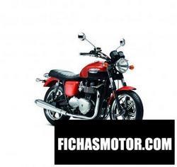 Imagen moto Triumph bonneville se 2012