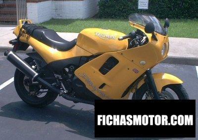 Imagen moto Triumph daytona 900 año 1996