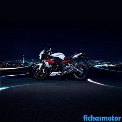 Imagen moto Triumph street triple r 2013