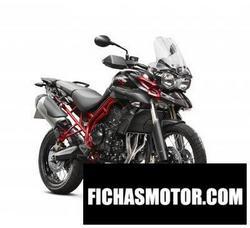 Imagen moto Triumph tiger 800 xc se abs 2015