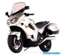 Imagen moto Triumph trophy 1200 1997