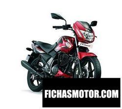 Imagen moto Tvs flame 2009