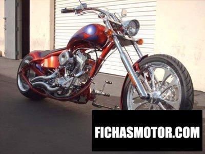 Imagen moto Ultra ground pounder rigid 300 año 2009
