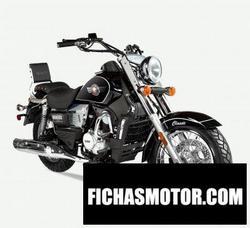 Imagen moto Um renegade Classic 2018