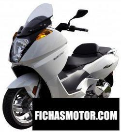 Imagen moto Vectrix vx-1 li plus 2012