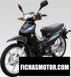 Imagen moto Veli vl-125-9 eec 2007