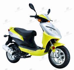 Imagen moto Veli vl125gy-s2 2007