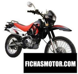 Imagen moto Veli vl150gy-2 2007
