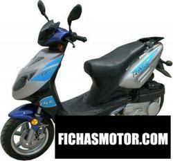 Imagen moto Veli vl50qt-9 2007