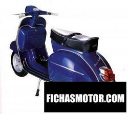 Imagen de Vespa 180 supersport año 1965