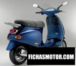 Imagen moto Vespa et2 50 2005
