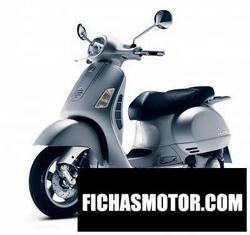 Imagen moto Vespa granturismo 200 l 2006