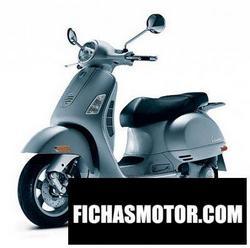 Imagen moto Vespa gt 200 2007
