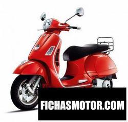 Imagen moto Vespa gts 250 2008